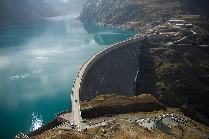 Water Dam - 能源