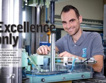 "Extrude Hone出现在""Manufacturing Today。"